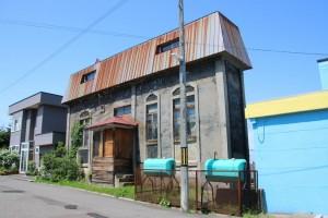 小樽で一番薄い家
